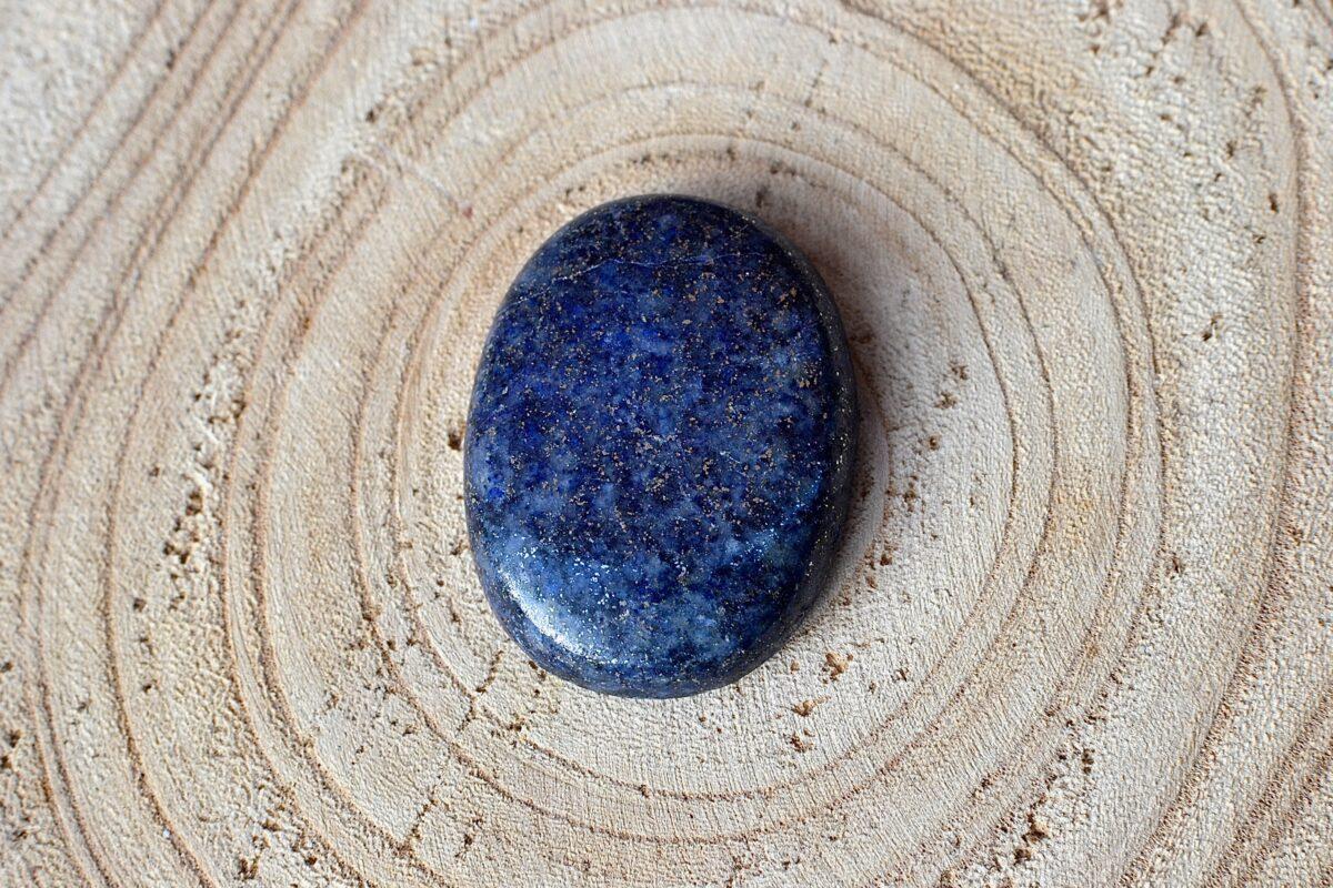 Lapis Lazuli til reiki-healing