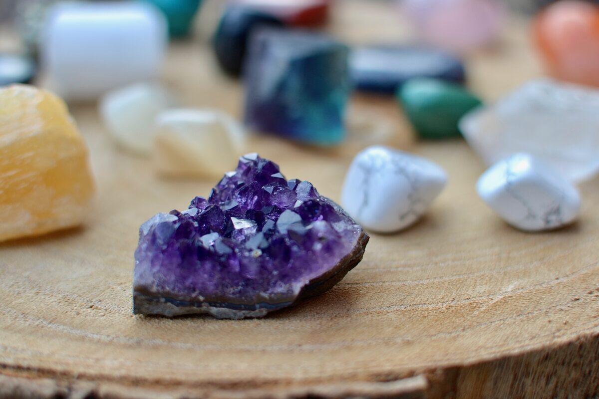 Krystaller til Reiki Healing | Egenskaber & Betydning